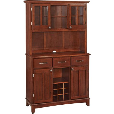 small china cabinet hutch china cabinets walmart com