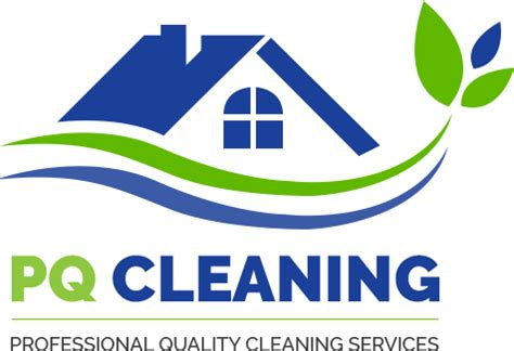 logo design services png pq cleaning service house cleaning in seattle cleaning