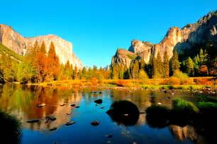 In Fall most breathtaking national parks to visit for fall colors