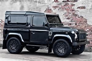 Jeep Defender Land Rover Defender Harris Tweed Edition By Kahn Design