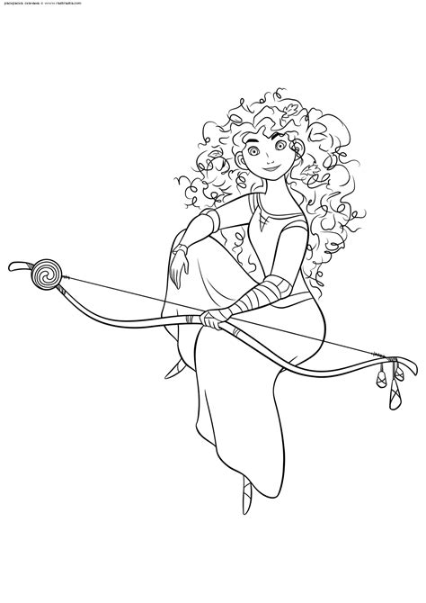 gratis libro e los bravos the brave para descargar ahora раскраска принцесса мерида раскраски диснеевские раскраска из мультфильма храбрая сердцем brave