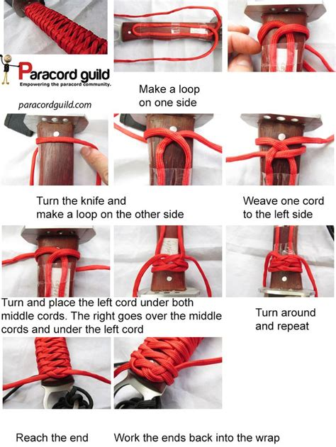 paracord knife handle wraps the complete guide from tactical to asian styles books blades and tools picmia