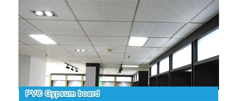 Gypsum Ceiling Boards by Suspended Station Anti Bacteria Gypsum Board Prance