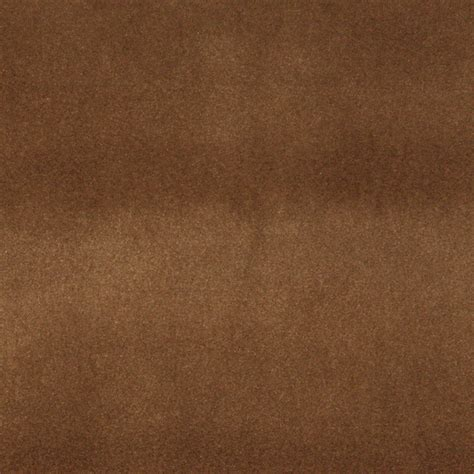 Velvet Upholstery Fabric by Brown Solid Plain Velvet Upholstery Velvet By The Yard