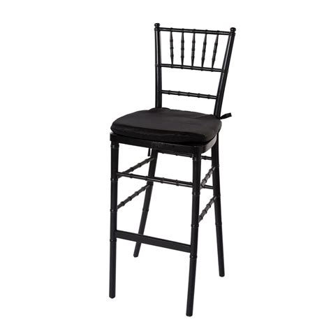 rent bar stools rent bar stools chiavari bar stool black