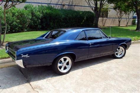 1966 Pontiac Tempest For Sale by 1966 Pontiac Tempest Custom Restomod For Sale Photos