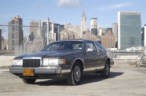 how make cars 1989 lincoln continental mark vii lane departure warning lincoln continental mark vii wikipedia