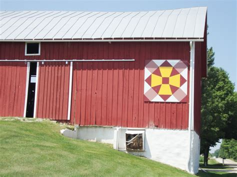 Shawano County Barn Quilts barn quilts of shawano county quilt addicts anonymous
