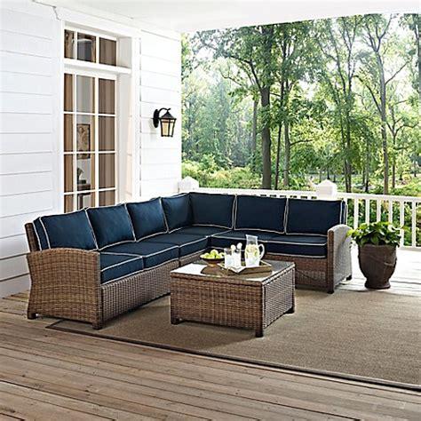 crosley bradenton patio furniture collection bed bath