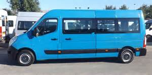 Renault Minibus 2010 Renault Master 35 Dci Wheelchair Accessible Minibus