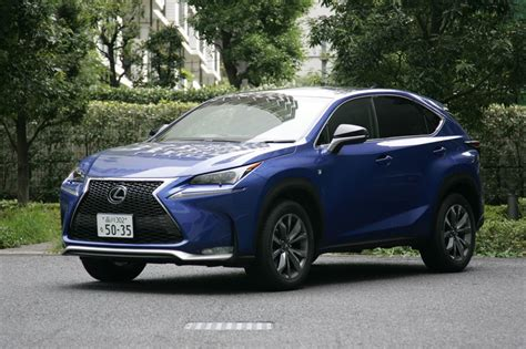 Nx 19 A by レクサス初のターボの走りは レクサスnx試乗記01 Lexus Nx 19 Clicccar