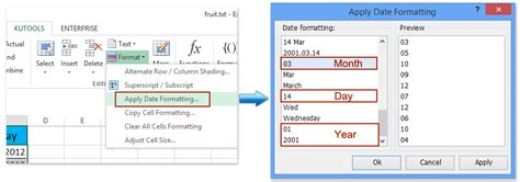 format date of birth in excel how to sort birthdays dates by month year day only in excel