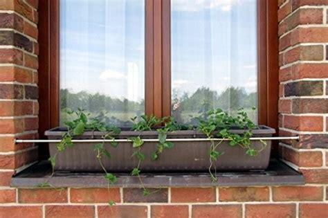 Blumenkasten Fensterbank Aussen by Blumenkastenhalterung F 252 R Fensterbank Ohne Bohren