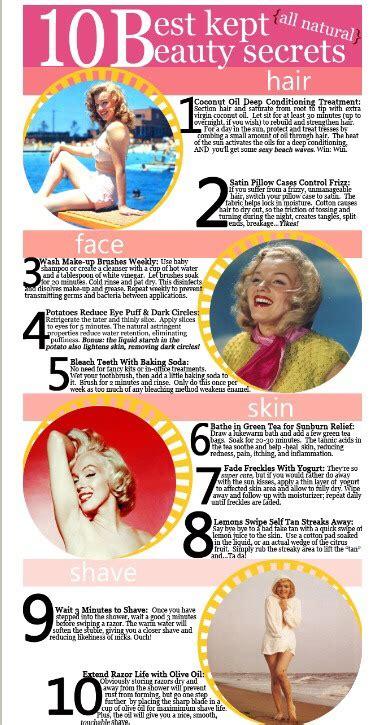20 Best Kept Hair Secrets by 10 Best Kept Secrets Musely