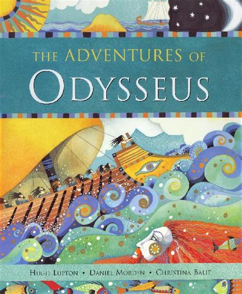 why odysseus is a good leader