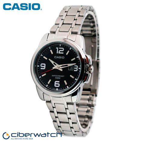 Casio Ltp 1314d 33mm reloj casio ltp 1314d 1avef sumergible 50m gt relojes mujer