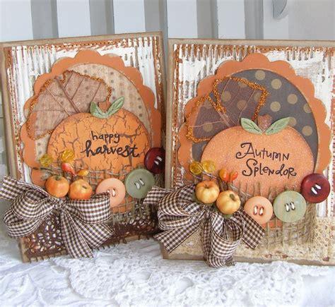 Handmade Thanksgiving Card Ideas - 163 best handmade autumn cards images on