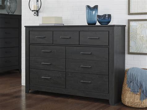brinxton black dresser   bedroom dressers