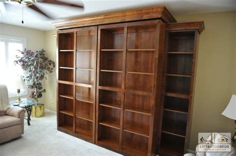 library murphy bed murphy wall beds lift stor beds