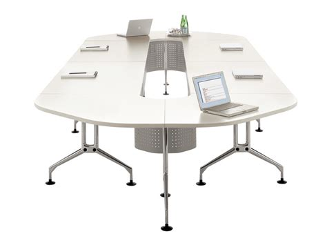 Vitra Meeting Table Modular Meeting Table Ad Usum By Vitra Design Antonio Citterio