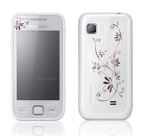 Hp Samsung Galaxy La Fleur samsung s5250 wave525 pictures official photos