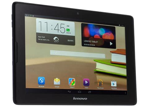 Lenovo Tablet Lenovo A10 Tablet Review Rating Pcmag