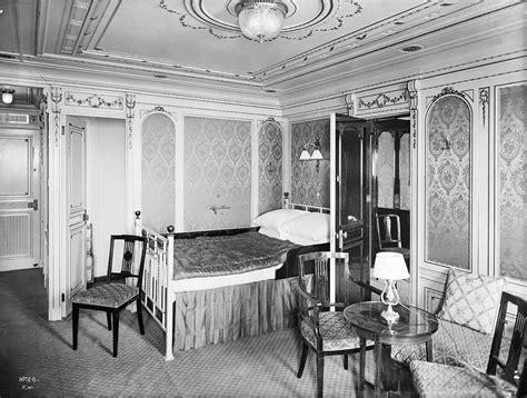 1st Class Cabin On Titanic by Titanic Luxury Cabin