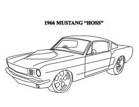 mustang coloring pages free coloring pages of ford cobra