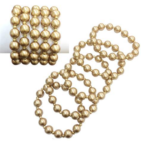 by003 mgd gold popular beaded bracelet fashion