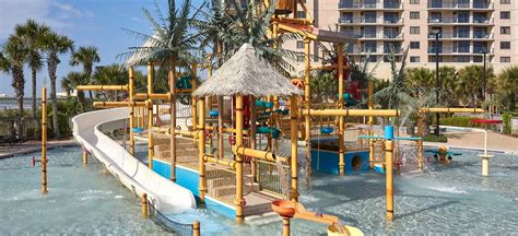 splash waterpark at kingston resorts myrtle resorts