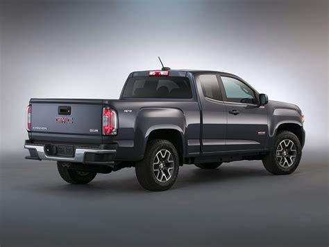 truck gmc 2016 gmc canyon price photos reviews features
