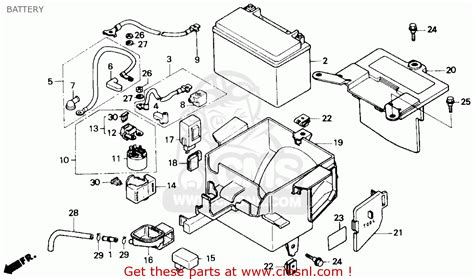 hurricane oil l parts honda cbr600f hurricane 1990 l usa battery schematic