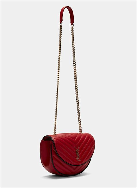 Ysl Quilted Bag by Laurent S Ysl Monogrammed Quilted
