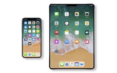 home design hd ipad apple ipad x face id et 233 cran sans bords d 232 s 2018