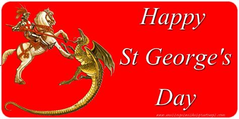 send s day greetings cards for st george s day happy st george s