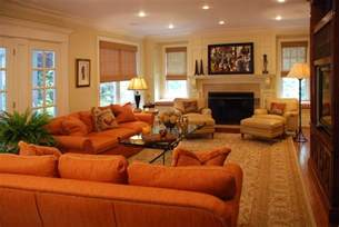 How To Place Sofa In Living Room Burnt Orange Sofa Living Room Contemporary With Burnt Orange Burnt Beeyoutifullife