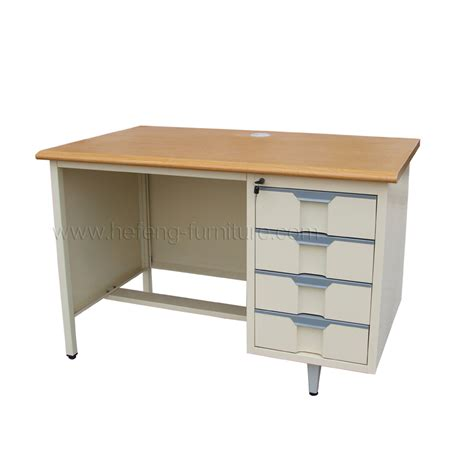 office furniture metal desk metal office desk luoyang hefeng furniture steel office
