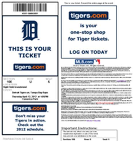 print at home detroit tigers