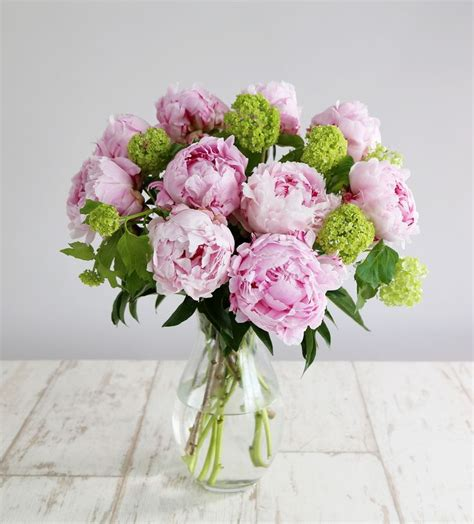 peony arrangement 25 best ideas about pink peonies on pinterest peonies