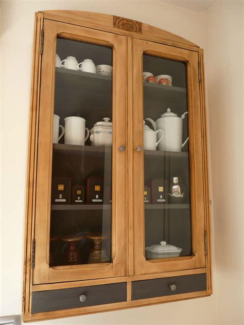 vitrine cuisine l histoire de la vitrine relookee atelier de la choisille