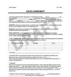 Letter Of Intent To Purchase Furniture Sales Agreement Create A Free Sales Agreement Form
