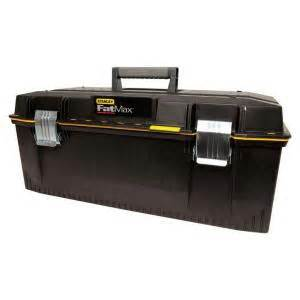 tool boxes home depot fatmax 28 in tool box 028001l the home depot