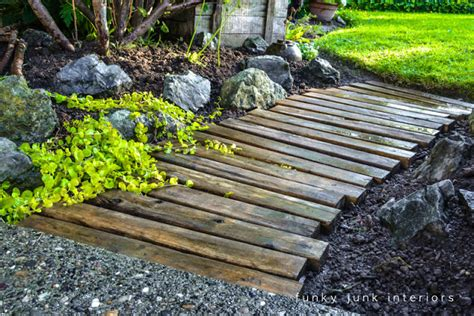 hometalk 6 simple tips on finding free pallets and reclaimed materials hometalk a little walkway out of pallet boards