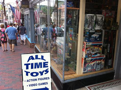a for all time toys all time toys maryland historic district