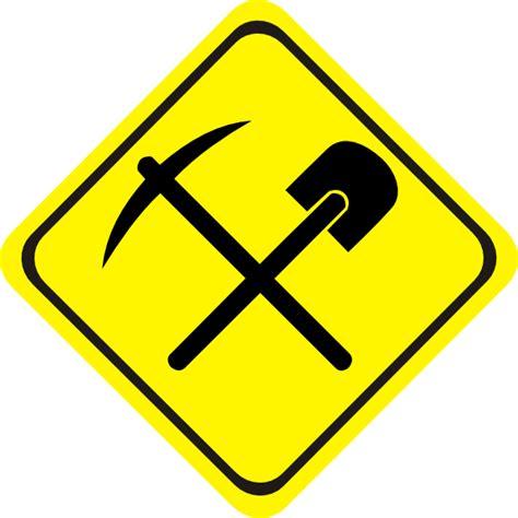 mining clipart mining sign clip at clker vector clip