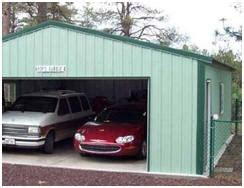 do it yourself garage and carport building kits