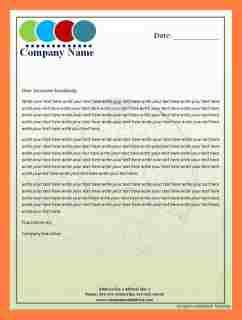 business letterhead template word 2007 8 company letterhead template word 2007 company letterhead