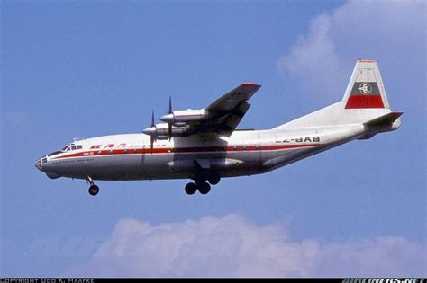 antonov an 12b balkan bulgarian airlines cargo aviation photo 1475948 airliners net