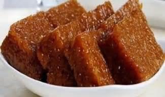 resep wajik ketan gula merah manis erick girimukti