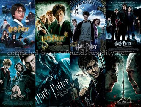 harry potter movies harry potter films dbmoviesblog